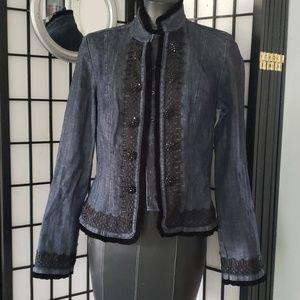 Inc denim jacket